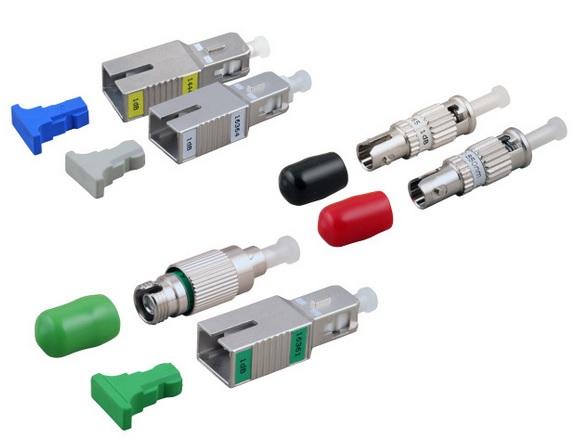 Glasvezel verzwakkers (attenuators, dempers)