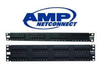 406330-1 AMP netconnect- Patchpaneel Cat5e