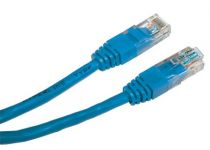 Molded Patchsnoer RJ45 blauw CAT5e